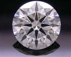 0.39 ct G VS2 A CUT ABOVE® Hearts and Arrows Super Ideal Round Cut Loose Diamond