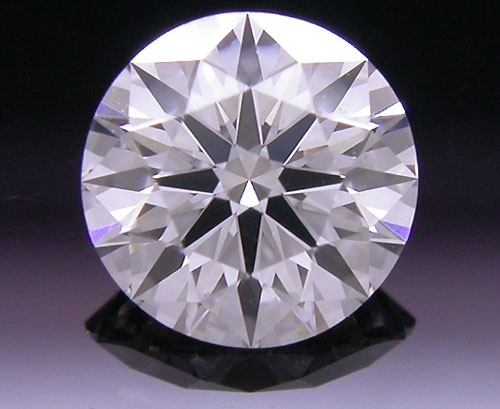 0.453 ct F SI2 A CUT ABOVE® Hearts and Arrows Super Ideal Round Cut Loose Diamond