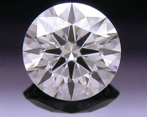 0.384 ct J VS1 A CUT ABOVE® Hearts and Arrows Super Ideal Round Cut Loose Diamond