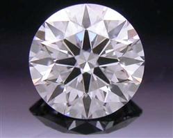 0.317 ct E VS2 A CUT ABOVE® Hearts and Arrows Super Ideal Round Cut Loose Diamond