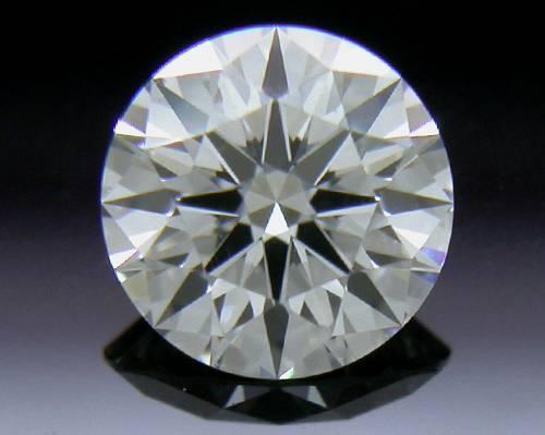0.328 ct E VS2 A CUT ABOVE® Hearts and Arrows Super Ideal Round Cut Loose Diamond