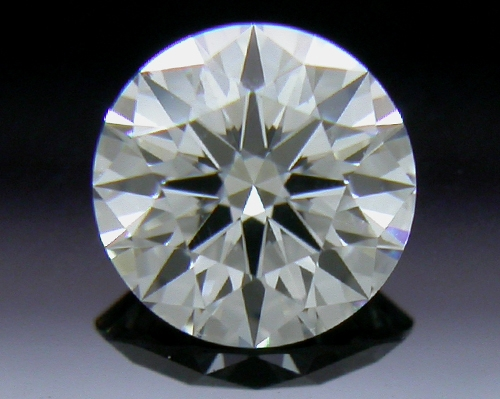 0.328 ct E VS2 A CUT ABOVE® Hearts and Arrows Super Ideal Round Cut Loose Diamond
