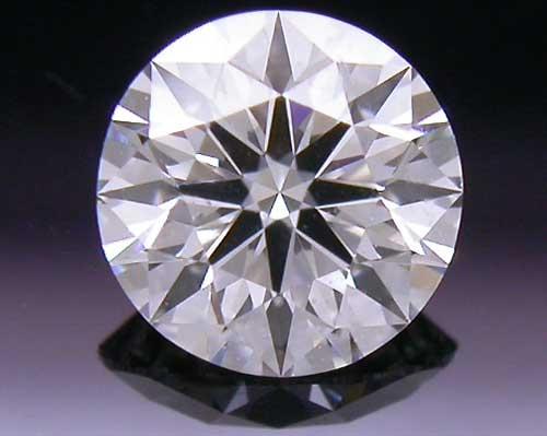 0.34 ct E SI1 A CUT ABOVE® Hearts and Arrows Super Ideal Round Cut Loose Diamond