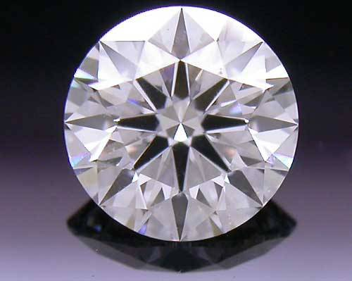 0.345 ct E SI1 A CUT ABOVE® Hearts and Arrows Super Ideal Round Cut Loose Diamond
