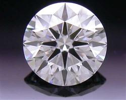 0.345 ct E SI1 A CUT ABOVE® Hearts and Arrows Super Ideal Round Cut Loose Diamond