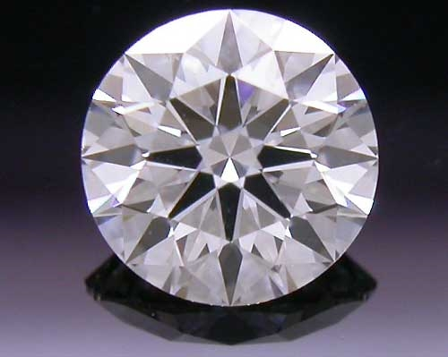 0.311 ct F VS1 A CUT ABOVE® Hearts and Arrows Super Ideal Round Cut Loose Diamond