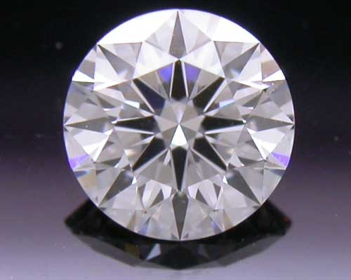 0.303 ct E SI1 A CUT ABOVE® Hearts and Arrows Super Ideal Round Cut Loose Diamond