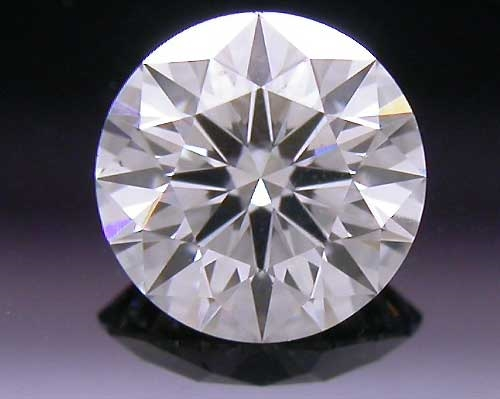 0.305 ct F VS2 A CUT ABOVE® Hearts and Arrows Super Ideal Round Cut Loose Diamond
