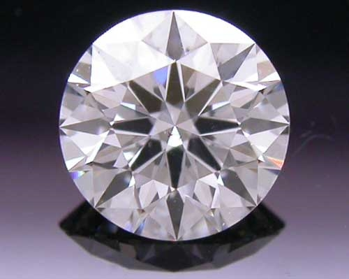 0.32 ct F SI1 A CUT ABOVE® Hearts and Arrows Super Ideal Round Cut Loose Diamond