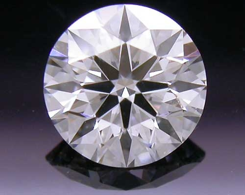 0.354 ct G SI1 A CUT ABOVE® Hearts and Arrows Super Ideal Round Cut Loose Diamond