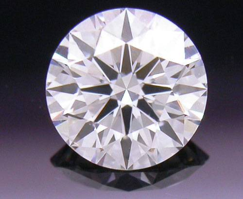 0.316 ct G SI1 A CUT ABOVE® Hearts and Arrows Super Ideal Round Cut Loose Diamond