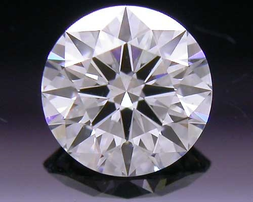 0.325 ct G SI1 A CUT ABOVE® Hearts and Arrows Super Ideal Round Cut Loose Diamond