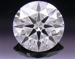 0.338 ct G SI2 A CUT ABOVE® Hearts and Arrows Super Ideal Round Cut Loose Diamond