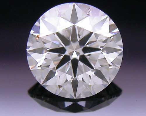 0.352 ct H SI1 A CUT ABOVE® Hearts and Arrows Super Ideal Round Cut Loose Diamond