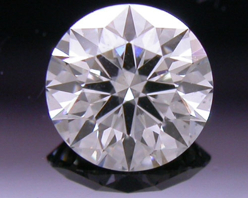 0.332 ct H SI1 A CUT ABOVE® Hearts and Arrows Super Ideal Round Cut Loose Diamond