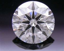 0.355 ct G SI1 A CUT ABOVE® Hearts and Arrows Super Ideal Round Cut Loose Diamond