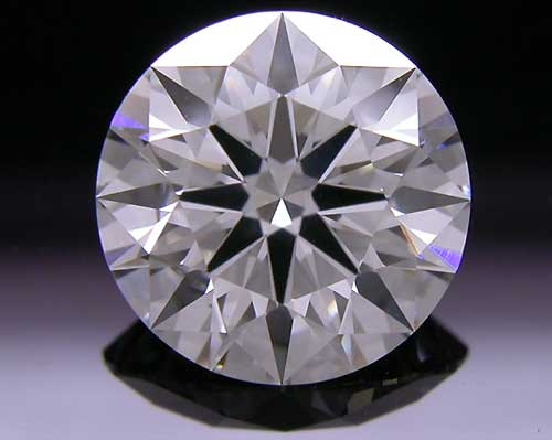 1.50 ct G SI2 A CUT ABOVE® Hearts and Arrows Super Ideal Round Cut Loose Diamond