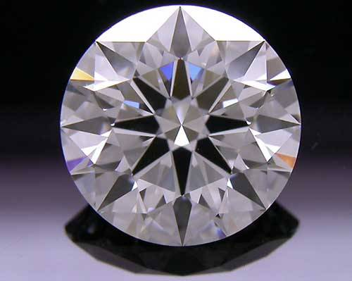 1.52 ct G VS2 A CUT ABOVE® Hearts and Arrows Super Ideal Round Cut Loose Diamond