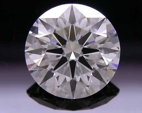 1.543 ct J VS2 A CUT ABOVE® Hearts and Arrows Super Ideal Round Cut Loose Diamond