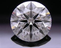 1.37 ct E SI2 A CUT ABOVE® Hearts and Arrows Super Ideal Round Cut Loose Diamond