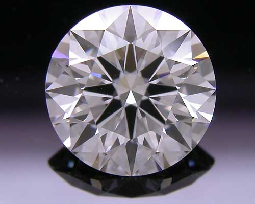 1.265 ct G VS1 A CUT ABOVE® Hearts and Arrows Super Ideal Round Cut Loose Diamond