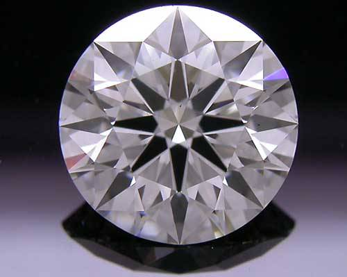 1.311 ct G VS1 A CUT ABOVE® Hearts and Arrows Super Ideal Round Cut Loose Diamond