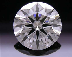 1.25 ct G SI1 A CUT ABOVE® Hearts and Arrows Super Ideal Round Cut Loose Diamond