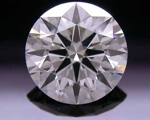 1.251 ct I VS1 A CUT ABOVE® Hearts and Arrows Super Ideal Round Cut Loose Diamond