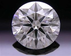 1.236 ct J VVS2 A CUT ABOVE® Hearts and Arrows Super Ideal Round Cut Loose Diamond