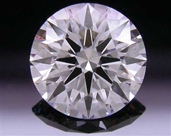 1.014 ct D VVS2 A CUT ABOVE® Hearts and Arrows Super Ideal Round Cut Loose Diamond