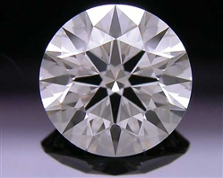 1.081 ct D VS1 A CUT ABOVE® Hearts and Arrows Super Ideal Round Cut Loose Diamond