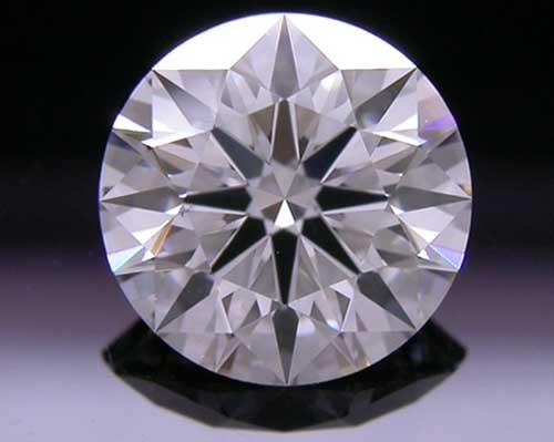1.103 ct E VS2 A CUT ABOVE® Hearts and Arrows Super Ideal Round Cut Loose Diamond
