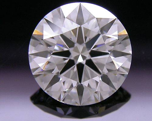 1.048 ct J VS2 A CUT ABOVE® Hearts and Arrows Super Ideal Round Cut Loose Diamond