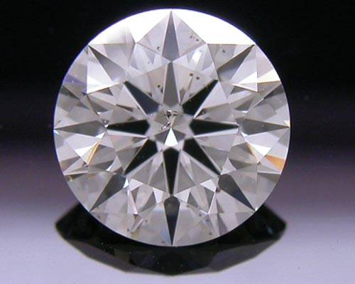 1.017 ct I SI1 A CUT ABOVE® Hearts and Arrows Super Ideal Round Cut Loose Diamond