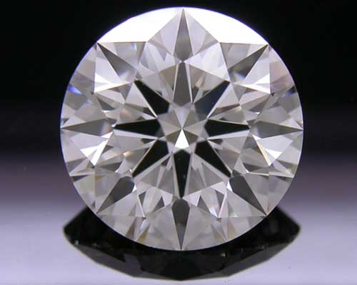 2.068 ct J VS2 A CUT ABOVE® Hearts and Arrows Super Ideal Round Cut Loose Diamond