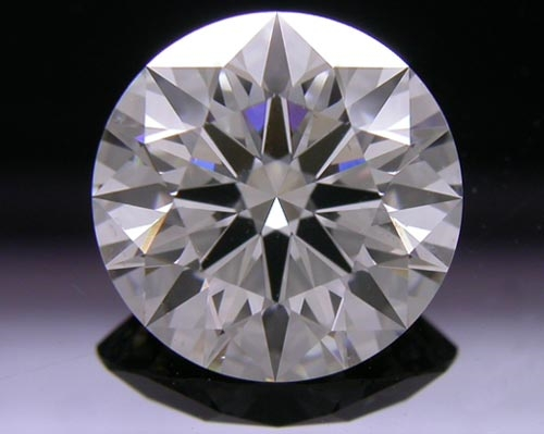 2.162 ct J SI1 A CUT ABOVE® Hearts and Arrows Super Ideal Round Cut Loose Diamond