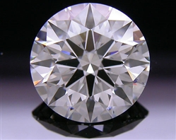 1.748 ct H VS2 A CUT ABOVE® Hearts and Arrows Super Ideal Round Cut Loose Diamond