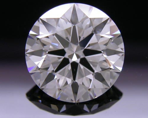 1.543 ct F VS1 A CUT ABOVE® Hearts and Arrows Super Ideal Round Cut Loose Diamond