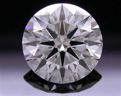 1.514 ct G SI1 A CUT ABOVE® Hearts and Arrows Super Ideal Round Cut Loose Diamond