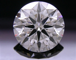 1.547 ct G SI1 A CUT ABOVE® Hearts and Arrows Super Ideal Round Cut Loose Diamond