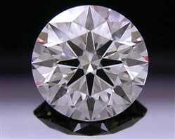 1.64 ct G VS1 A CUT ABOVE® Hearts and Arrows Super Ideal Round Cut Loose Diamond