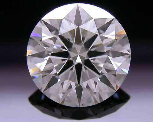 1.233 ct J VS2 A CUT ABOVE® Hearts and Arrows Super Ideal Round Cut Loose Diamond