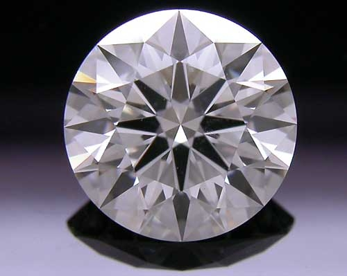 1.227 ct J VS2 A CUT ABOVE® Hearts and Arrows Super Ideal Round Cut Loose Diamond