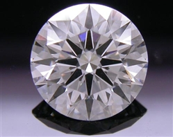 1.032 ct G VS2 A CUT ABOVE® Hearts and Arrows Super Ideal Round Cut Loose Diamond