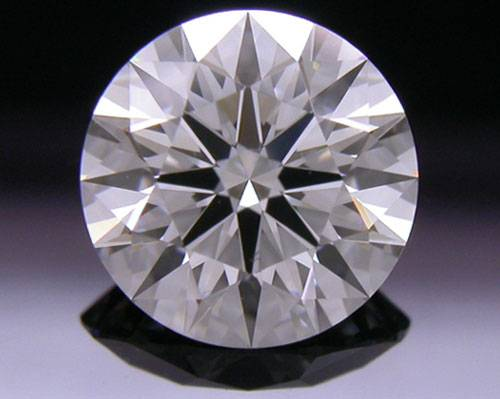 1.067 ct G VS2 A CUT ABOVE® Hearts and Arrows Super Ideal Round Cut Loose Diamond