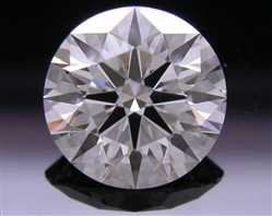 1.124 ct G VS1 A CUT ABOVE® Hearts and Arrows Super Ideal Round Cut Loose Diamond
