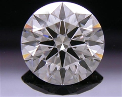 1.133 ct I VS2 A CUT ABOVE® Hearts and Arrows Super Ideal Round Cut Loose Diamond