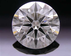 1.12 ct G VS2 A CUT ABOVE® Hearts and Arrows Super Ideal Round Cut Loose Diamond