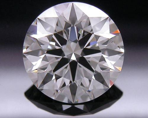 1.386 ct G VVS1 A CUT ABOVE® Hearts and Arrows Super Ideal Round Cut Loose Diamond
