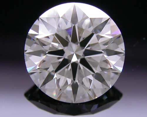 0.714 ct I VS2 A CUT ABOVE® Hearts and Arrows Super Ideal Round Cut Loose Diamond